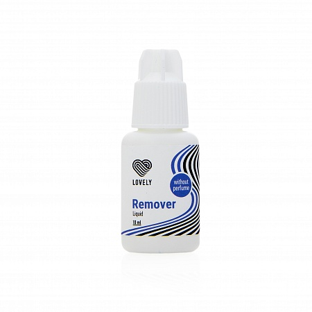 Liquid Remover Lovely without perfume 10ml